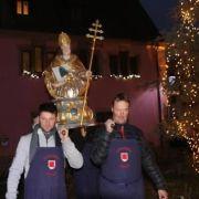 Noël 2018 à Turckheim : Fête de la Saint-Urbain