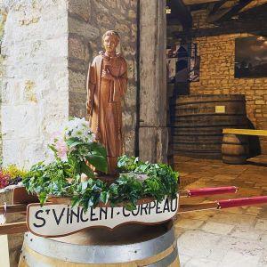 La Fête de la Saint-Vincent tournante en Bourgogne - Côte d\'Or