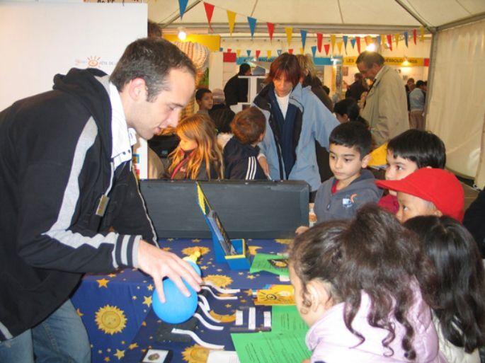 Fête de la Science 2011 : Village des Sciences à Mulhouse