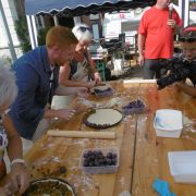 Fête de la tarte aux quetsches (Zwatschgawayafascht) 2019 à Pfastatt