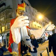 Fête de Saint-Nicolas à Epinal 2018