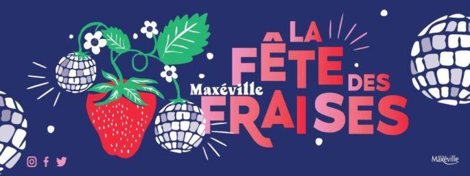Fête des Fraises à Maxéville
