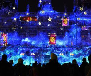 Fête des Lumières 2021 à Lyon