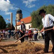Fête des paysans d'antan / Altaburafascht 2021 à Bernwiller