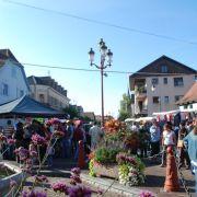 Fête des rues / Trottoirfascht 2021 à Blotzheim