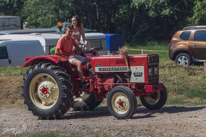 La Fête des tracteurs à Offwiller