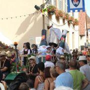 Fête des Vignerons 2021 à Eguisheim