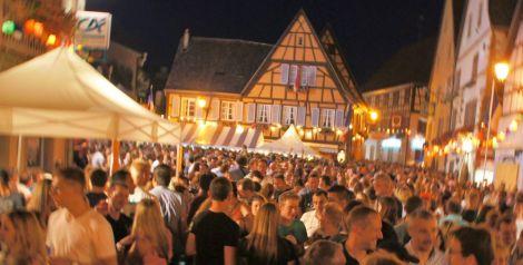 Fête des Vignerons 2017 à Eguisheim