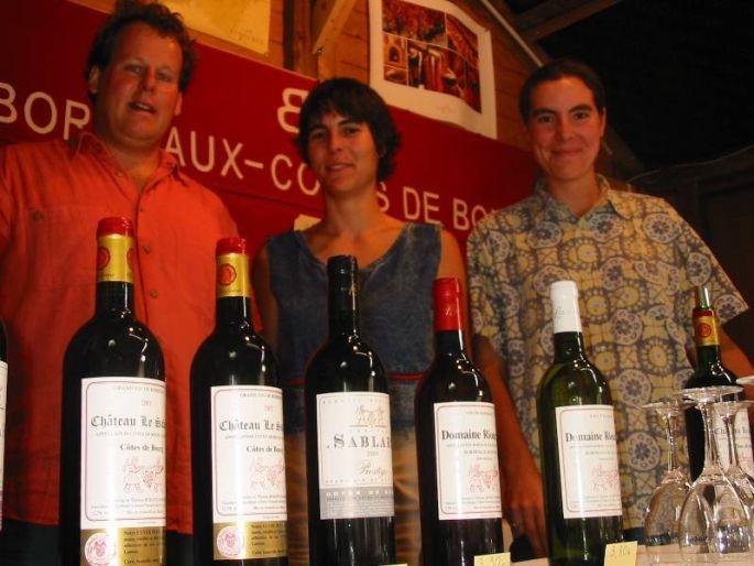 Fête des vins et des saveurs des terroirs à Thann