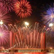 Fête du 14 juillet à Bordeaux 2022