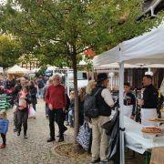 Fête du Champignon 2021 à Eguisheim