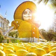 Fête du Citron à Menton 2022