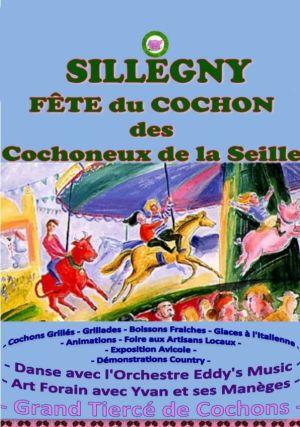 Fête du cochon 2018 à Sillegny