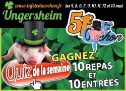 Fête du cochon - Ungersheim