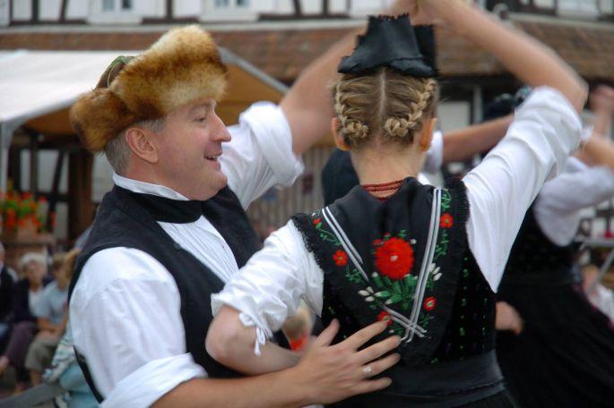Le folklore à l\'honneur à Hunspach