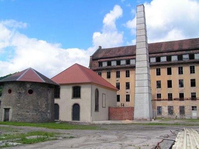 Fête du Patrimoine Industriel au Parc de Wesserling 2015