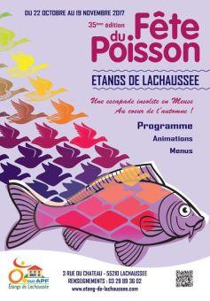 Fête du Poisson 2017 à Lachaussée
