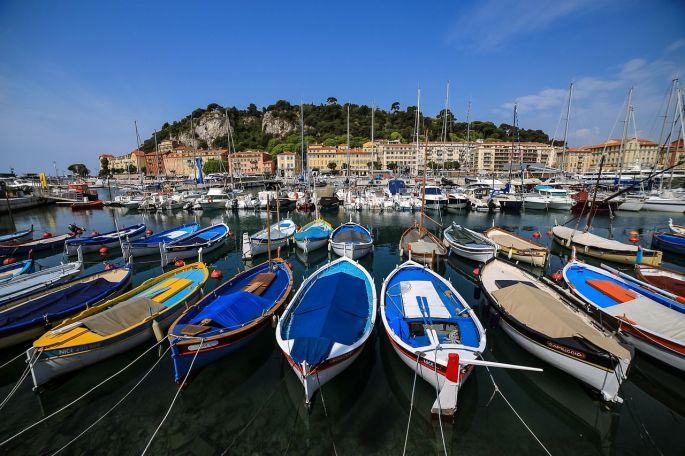 Le Port de Nice est à la fête