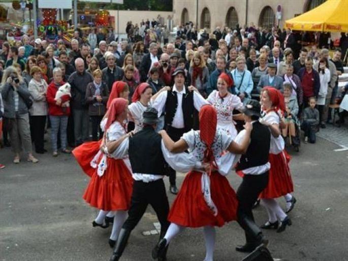 Fête du Raisin à Molsheim
