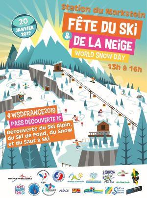 Fête du ski et de la neige - World Snow Day WSD