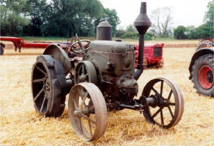 Les tracteurs anciens à l\'honneur à Hattstatt