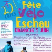 Fête du vélo à Eschau 2016