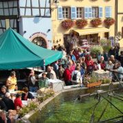 Fête du Vin Nouveau à Eguisheim 2018