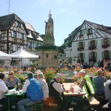 Fête du Vin Nouveau à Eguisheim 2019