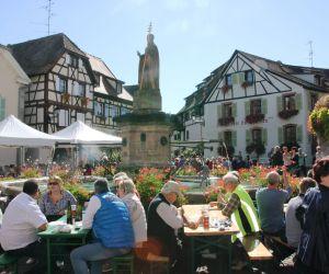 Fête du Vin Nouveau à Eguisheim 2020