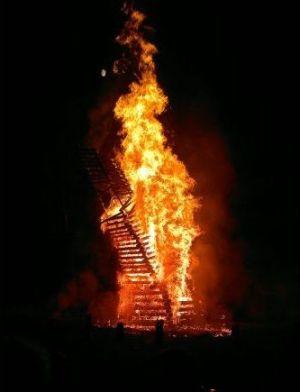 Fête et feu de la Saint Jean 2018 à Sainte-Barbe