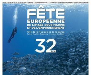 Fête Européenne de l\'Image Sous-Marine et de l\'Environnement à Strasbourg 2020