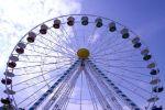La grande roue : attraction emblématique des fêtes foraines
