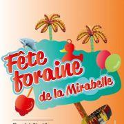 Fête foraine de la Mirabelle 2019
