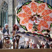 Fête médiévale : Merveilles d\'Orient