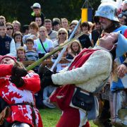 Fête médiévale : Rêve de chevalerie !