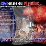 Fête Nationale 2018 à Algrange
