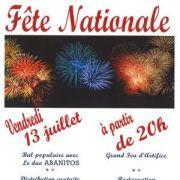 Fête Nationale 2018 à Ars-sur-Moselle