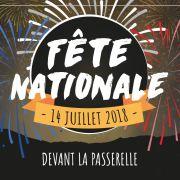 Fête Nationale 2018 à Florange