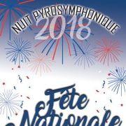 Fête Nationale 2018 à Hagondange