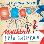 Fête nationale 2018 à Mollkirch