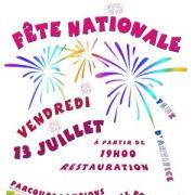 Fête Nationale 2018 à Norroy-le-Veneur