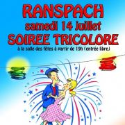Fête Nationale 2018 à Ranspach