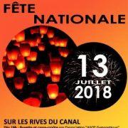 Fête Nationale 2018 à Talange