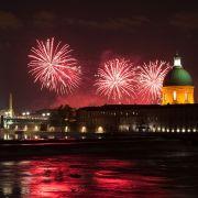 Fête nationale à Toulouse 2022