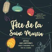 Fête Saint-Martin et grand défilé des Lanternes à Maxéville 2018