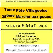 Fête Villageoise - 29ème Marché aux puces à Ranspach