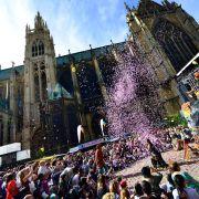 Fête de la Mirabelle à Metz 2019