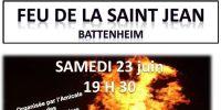 feu de la saint-jean a battenheim