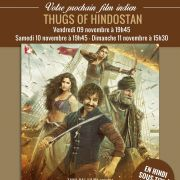 Film indien : Thugs of Hindostan