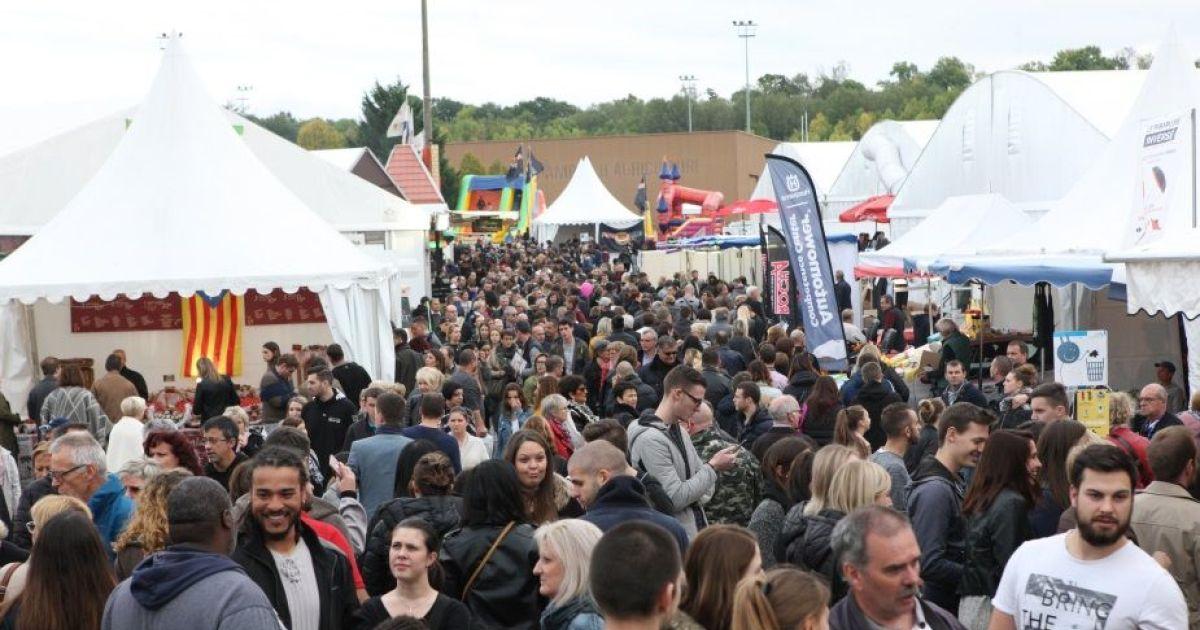 Fim foire internationale de metz 2018 parc expo de metz for Parc des expositions de metz